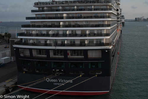 Cunard Queen Victoria ~ 5120
