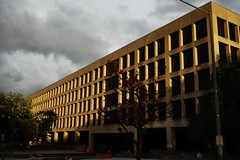US Department of Labor (Jordan Barab) Tags: washingtondc goldenhour brutalism usdepartmentoflabor dol usdol sonydscrx100