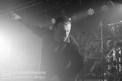 b/w challenge 254 / 365 (photos4dreams) Tags: bw music white black metal musicians musiker band sw heavy schwarz weis melodic colossaalaschaffenburg photos4dreams photos4dreamz p4d axxis09092015abp4d