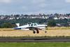 Beechcraft V35 Bonanza (Benjamin Ballande) Tags: beechcraft bonanza v35