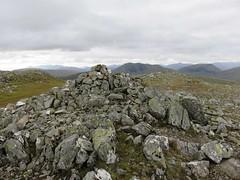 Creag Mhor summit (ancanchaWH) Tags: highlands walk mhor beinn creag heasgarnich