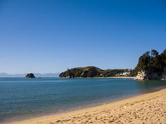 262 - Départ pour Abel Tasman à Kaiteriteri