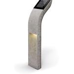 太陽光発電LED照明の写真