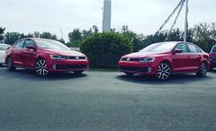 Twins!!! 2013 Jetta GLIs. One auto, one manual. Call me! (260) 797-3097 #jetta #GLI #vordermanvw #vw #veedub (reg.vorderman) Tags: volkswagen vorderman vordermanvolkswagen httpvordermanvolkswagencom
