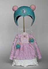 """""""OCEAN SUNRISE"""" Blythe outfit"""