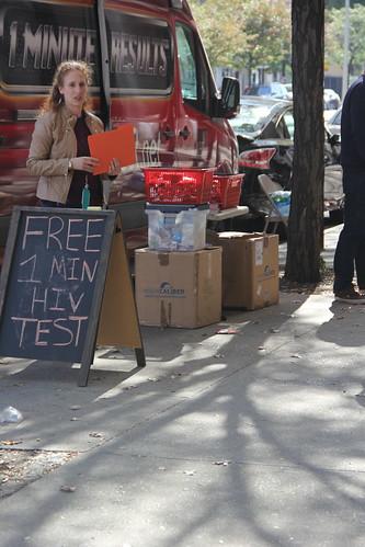 Bronx Testing Event 10/20/2015