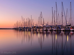 Success Harbour (JChipchase) Tags: sunset boats australia fremantle successharbour
