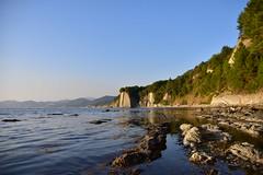Kiselev's rock   (diegomaradonatuapse) Tags: russia caucasus blacksea rusia    tuapse     sigma1750f28  nikond7200