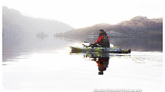 Feel Free (Nicolas Valentin) Tags: light sky lake fish landscape freedom scotland fishing scenery aqua kayak alba glen adventure kayaking loch lomond lochlomond feelfree kayakfishing aplusphoto kayakscotland kayakfishingscotland