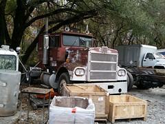 Marmon Truck in Roanoke (DieselDucy) Tags: truck lorry roanoke marmon