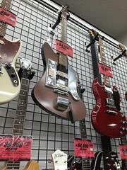 TEISCO SD-2L (tangonokami) Tags: classic vintage japanese guitar teisco