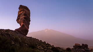 Los Roques and Teide