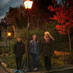 Castle Park (flowerpotman!) Tags: york autumn rain gardens yorkshire samsung galaxy s4