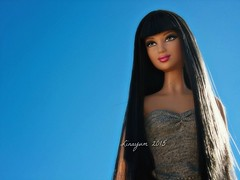 (Linayum) Tags: sky doll barbie cielo lea collector kou muñeca linayum barbiebasiccollection5