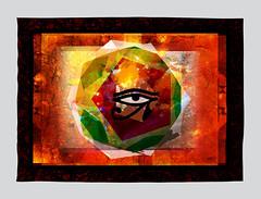 Color in Art (mfuata) Tags: color renk art sanat göz eye bakış vision