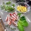 Daily Harvest (Assaf Shtilman) Tags: chilli peppers fruit slices sage mint herbs bokchoi segments red orange garvest daily