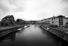 Marina (weirdoldhattie) Tags: bristol docks harbour harbourside marina ships boats canalboats bw blackandwhite monochrome water reflection