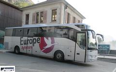 mercedes tourismo /  Europe Autocars (amather3807) Tags: mercedes tourismo europeautocars
