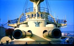 USS_Olympia1 (Baker Pics and Whatnot) Tags: ussolympia philadelphia 1994 uss olympia battleship ship
