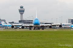 KLM Royal Dutch Airlines Boeing 747-406(M)    PH-BFV    Amsterdam Schiphol - EHAM (Melvin Debono) Tags: klm royal dutch airlines boeing 747406m   phbfv amsterdam schiphol eham melvin debono spotting canon 7d 600d plane planes airport airplane aviation aircraft netherlands holland