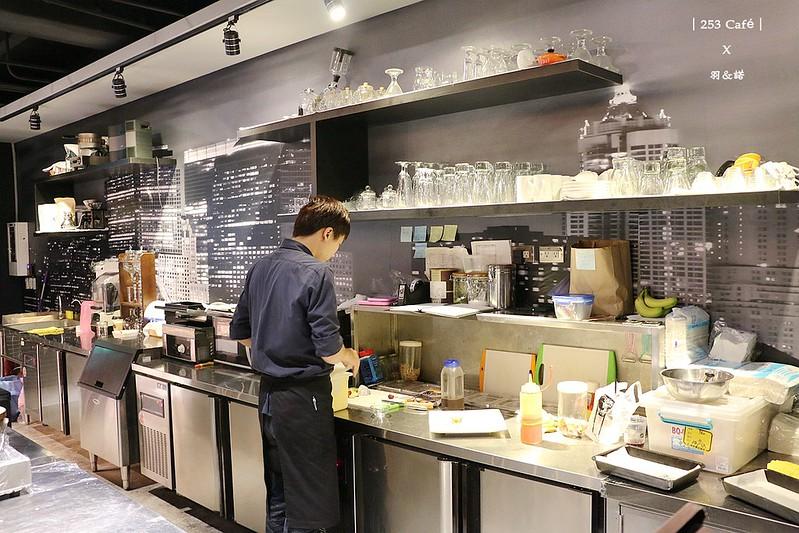 253 Café永康街美食捷運東門站咖啡廳041