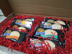 McCadam Cheese. (dccradio) Tags: lumberton nc northcarolina robesoncounty cheese mccadam adirondack sharp horseradish empirepepperjack pepperjack mild cheddar nycheese nystatecheese red paper packaging cheesebox box shippingbox