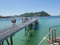 San Sebastian is one of my favourite citys.