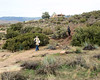 039 Following The Muddy Trail (saschmitz_earthlink_net) Tags: 2017 california orienteering vasquezrocks aguadulce losangelescounty laoc losangelesorienteeringclub