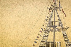 Arabella Mast & Pennants (Blues Views) Tags: arabella ship mast pennants thessaloniki greece sea flatbedscanner layers gimplayers salonica ocean tour nea paralia neaparalia texture boat sail sailing macedoniagreece makedonia timeless macedonian μακεδονια