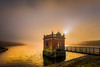 Goodbye 2016 (unciepaul) Tags: swithland reservoir winter day foggy december soft light reflections hand held no filters 1424mm f8 recently cleaned sensor lightroom contrast vertical correction goodbye 2016