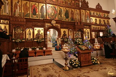 017. Nativity of the Lord at Lavra / Рождество Христово в Лавре 07.01.2017