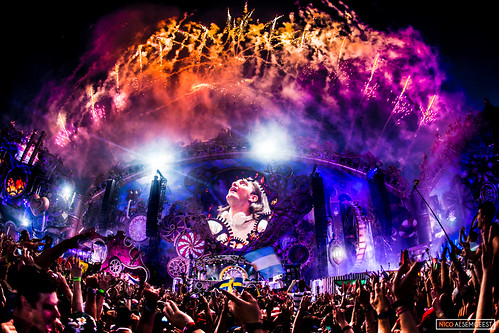 Alesso @ Tomorrowland 2014
