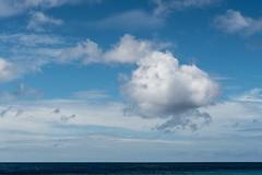 Paya Grandi Cloudscapes (dwarfland) Tags: ifttt 500px curaçao playa grandi clouds sky ocean blue