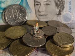 #Macro Monday - Inspired by a song - Money Money (J.Weyerhäuser) Tags: inspiredbysong macromonday hmm money