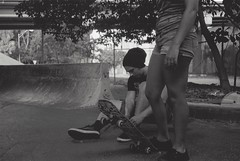 Ready (diehesh) Tags: analog bw black white 400 iso 400iso