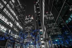 Citi (G&R) Tags: london canon 5d3 canary wharf isle dogs money finance citi bank night