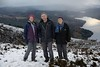 098-20161119_Ben Gullipen-Stirlingshire-L-R Julia Kaye, Martin & Sheila Brown-view W from summit down Loch Venachar (Nick Kaye) Tags: scotland stirlingshire landscape mountains family julia friends