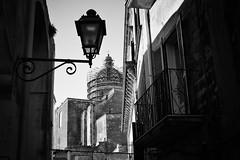 Oria - Brindisi (Stefano Trojani) Tags: oria brindisi puglia salento bw blackandwhite black street south italy italia