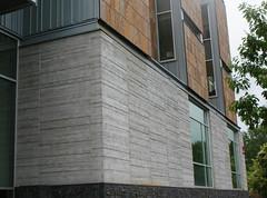 Dartmouth 2 (Architectural Polymers) Tags: visualartscenter 501 machadosilvettiassociates northerndesignarchitecturalprecast elastomeric barnboard hanover newhampshire