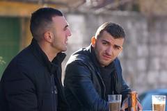A couple of Albanians