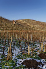 Stuttgart Freiberg / Mönchfeld (SVNKNR) Tags: stuttgart deutschland germany sony sonyalpha alphaddicted alpha6000 a6000 sigma sigmaart 19mm landscape urban winter snow schnee lage see fluss river neckar weinberg vineyard