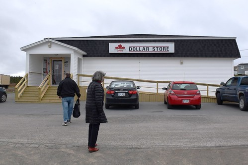 Great Canadian Dollar Store, Bonavista, Newfoundland