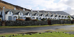 The 12 Apostles on the isle of Arran Scotland. (Dave Russell (1.5 million views thanks)) Tags: twelve 12 apostles isle island arran clyde scotland west western catacol fish fisherman cottage house building dwelling travel tour architeture outdoor coast coastal windows different signal light