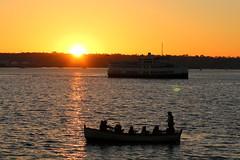 06. Sailing at sunset (Misty Garrick) Tags: sandiegoca sandiego sunset sandiegosunset boat pirate pirateboat