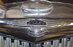 D12586.  1952 3 litre Jaguar Mk V. (Ron Fisher) Tags: uk greatbritain england heritage history car classiccar europe pentax unitedkingdom cotswolds gloucestershire gb vehicle oldtimer jaguar bourtononthewater pentaxkx thecotswolds motormuseum classicvehicle cotswoldmotormuseum jaguarmkv cotswoldsmotoringmuseum