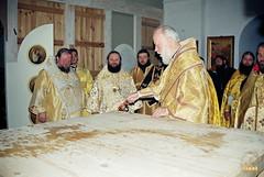031. Consecration of the Dormition Cathedral. September 8, 2000 / Освящение Успенского собора. 8 сентября 2000 г