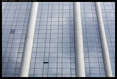 _5R02754 copy (mingthein) Tags: abstract reflection building glass architecture skyscraper canon concrete eos is geometry availablelight malaysia l kuala usm kl ming ef lumpur 70300 onn 70300456 thein photohorologer mingtheincom 5dsr 45670300l