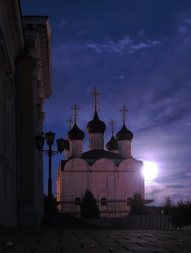 Никольский собор, XVII в. Зарайск