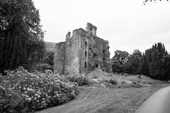 Invergarry Castle Ruine