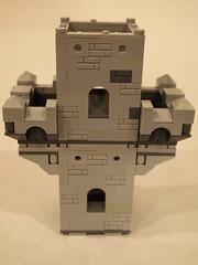 Modular Castle 32 (michaelkalkwarf) Tags: tower castle wall architecture buildings michael lego bricks medieval modular ideas fortress components battlement lug moc kingdoms afol brickcon kalkwarf